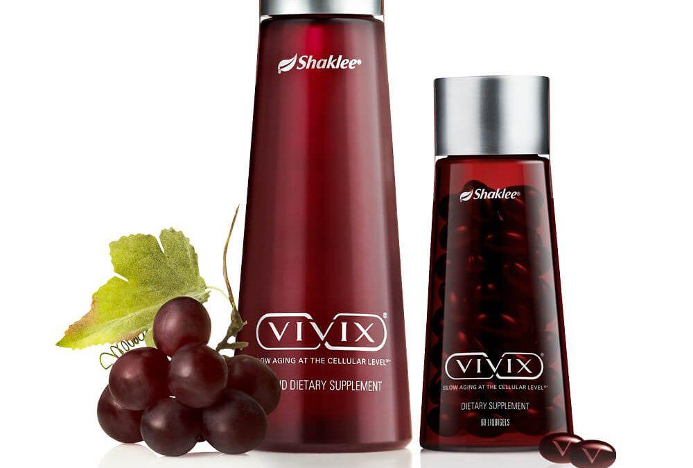 Testimonial Vivix Shaklee