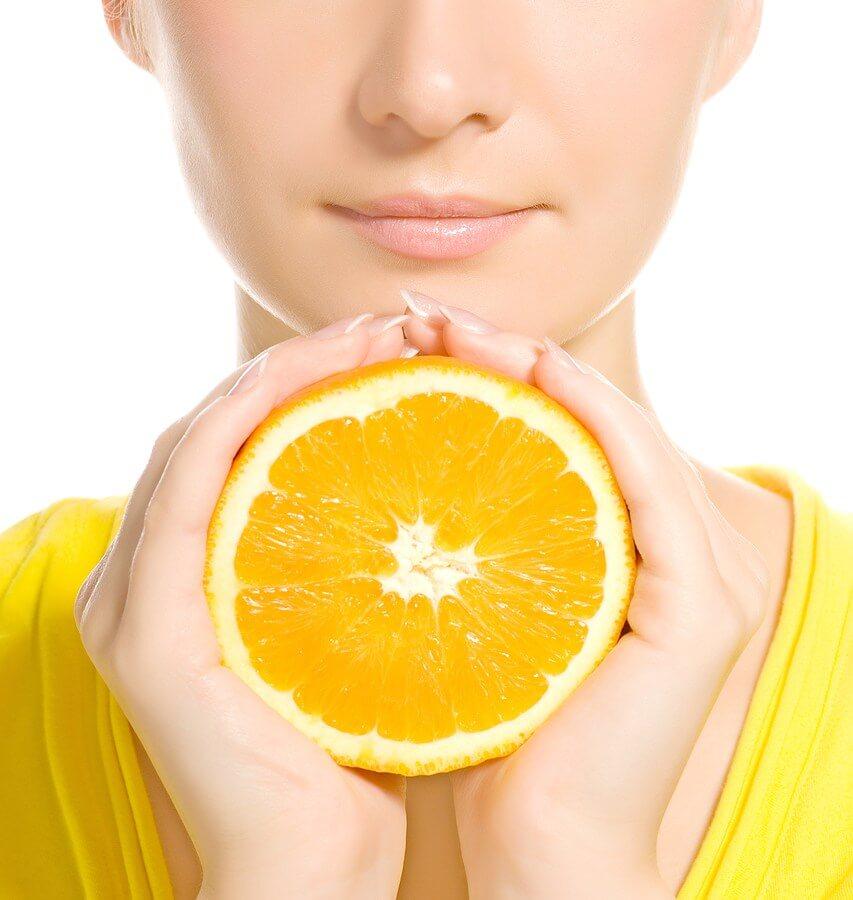 kulit cantik dengan vitamin c