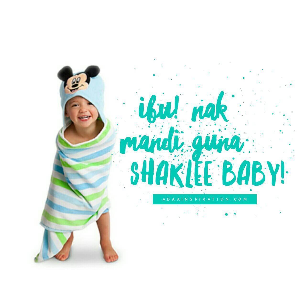shaklee untuk bayi