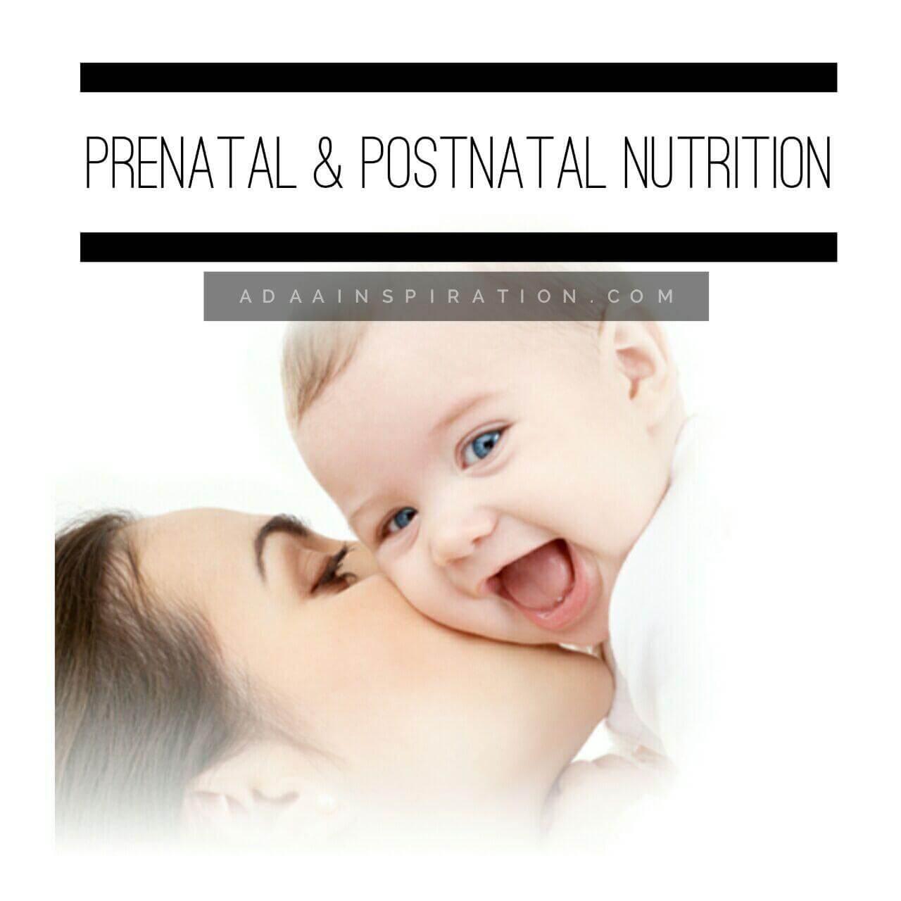 vitamin terpenting ketika mengandung