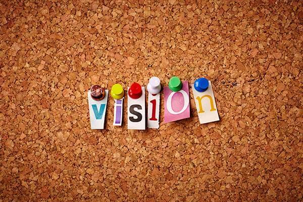 3 LANGKAH BINA VISION BOARD YANG BERKESAN