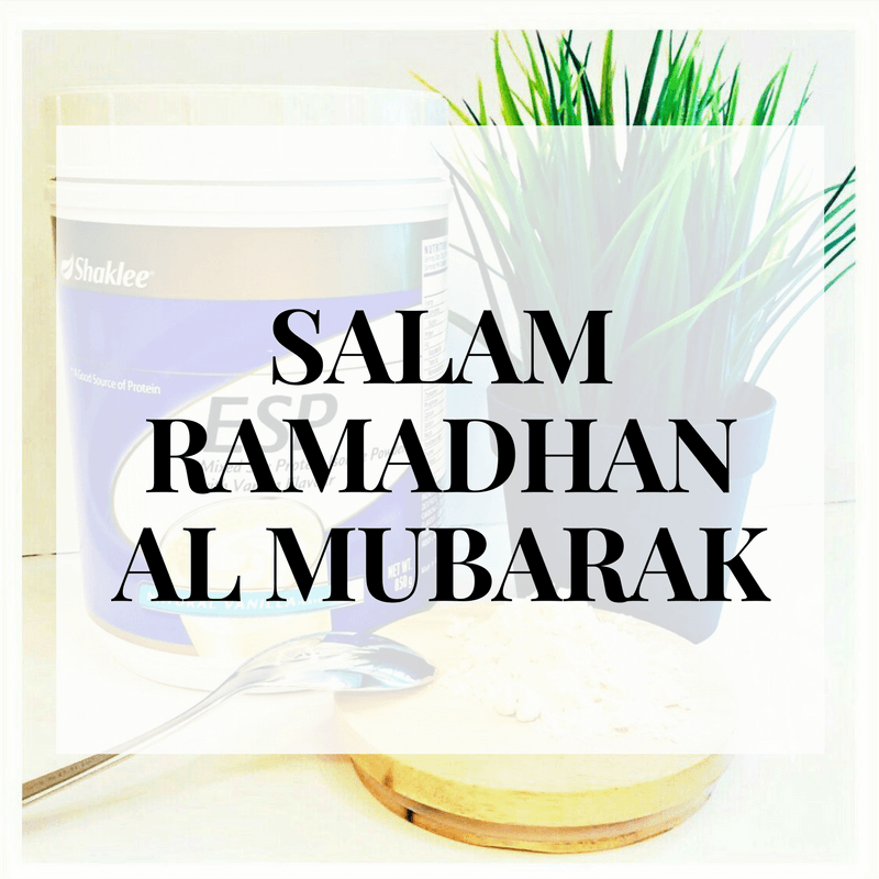 Promosi Ramadhan Shaklee