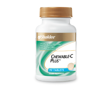 Chewable C Plus