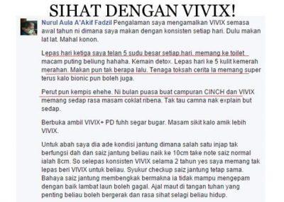 Testimonial Shaklee Vivix (15)