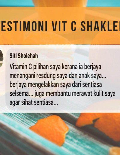Testimonial Vitamin C Shaklee (1)