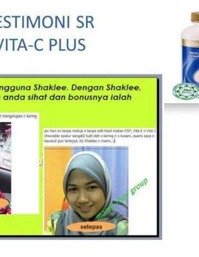 Testimonial Vitamin C Shaklee (13)