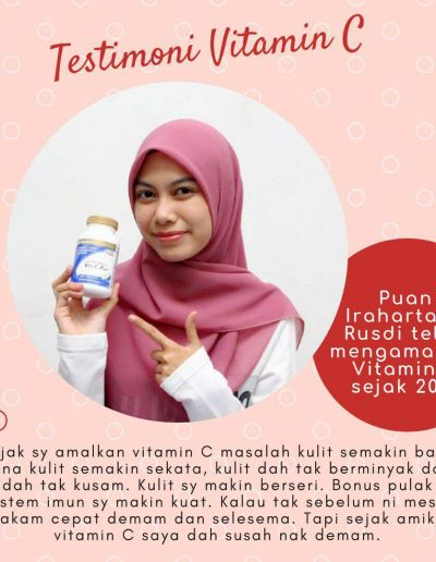 Testimonial Vitamin C Shaklee (15)