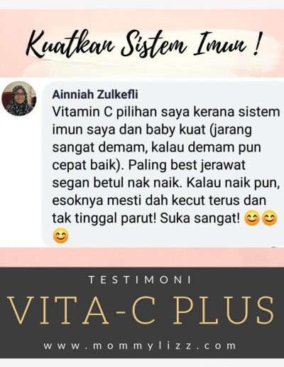 Testimonial Vitamin C Shaklee (26)