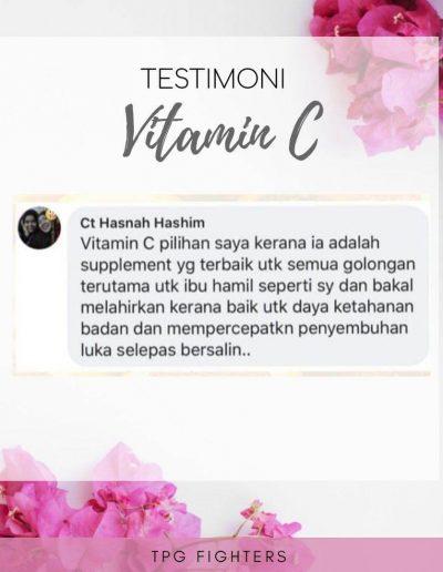 Testimonial Vitamin C Shaklee (4)