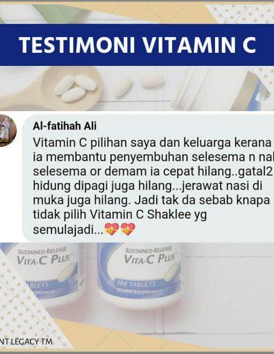 Testimonial Vitamin C Shaklee (40)