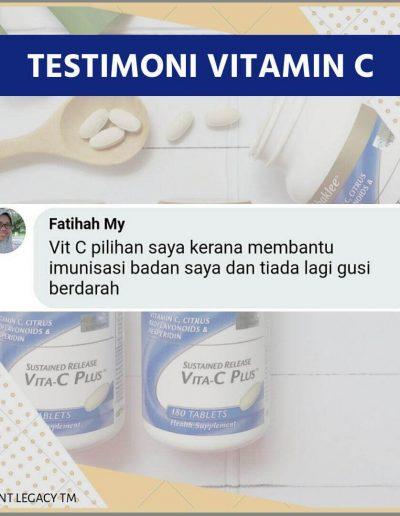 Testimonial Vitamin C Shaklee (41)