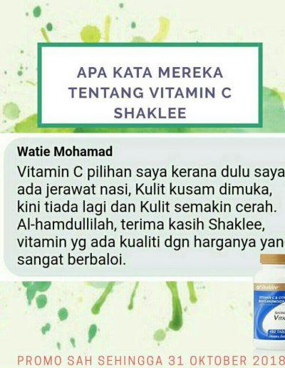 Testimonial Vitamin C Shaklee (43)
