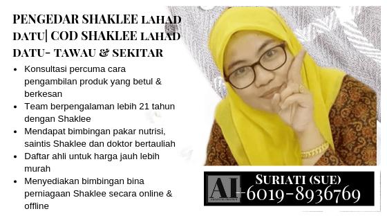 Pengedar Shaklee Lahad Datu
